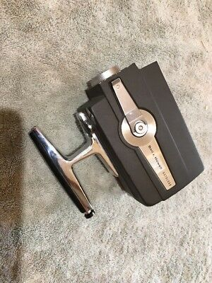 Bell And Howell Autoload Super 8 8 mm Movie Camera Working Model 306
