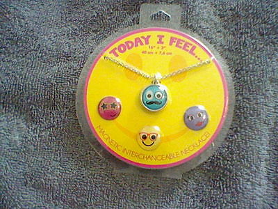 Brand New Girl's Magnetic Interchangeable Necklace