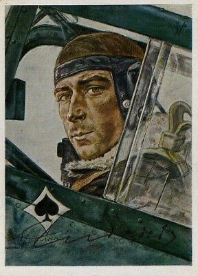 Ww2 Luftwaffe Ace Moelders Knights Cross Oak.swd.diamonds Kia'41 War Willrich Sg