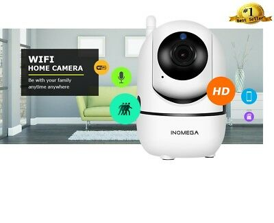 New 2019 Inqmega Hd Smart Camera Auto Tracking Wifi Cctv Top Seller