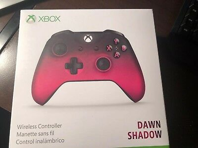 Xbox One Dawn Shadow Special Edition Wireless Controller Microsoft Gamepad Pink