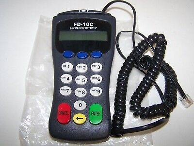 First Data Credit Card PinPad FD-10c