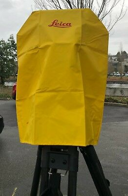 Leica Rain Cover for Total Stations & RTC360 - NEW, Original (636767)