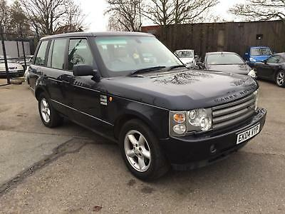 Land Rover Range Rover 3.0 Td6 auto 2004MY HSE 4x4