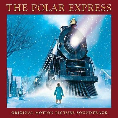 The Polar Express **Original Soundtrack **BRAND NEW CD