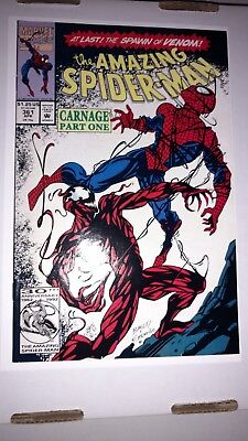 Amazing Spider-Man #361 First Carnage, Great Condition, See Pictures