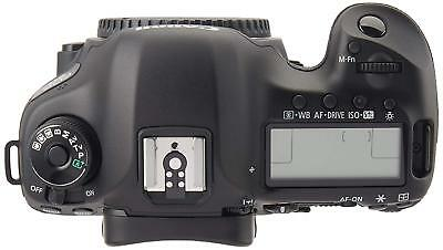 Canon EOS 5D Mark III 22.3MP Digital SLR Camera Black (Body Only)