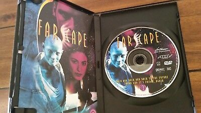 "Farscape ""Back & Back & Back To The Future, Thank God is Friday...Again""  DVD"