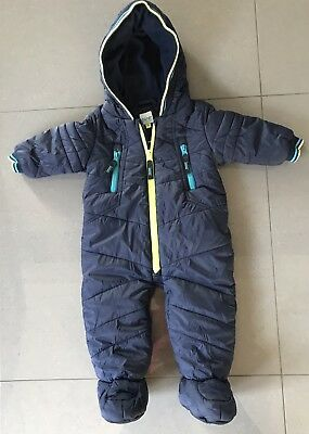 Ted Baker Snowsuit Aged 6-9 Months
