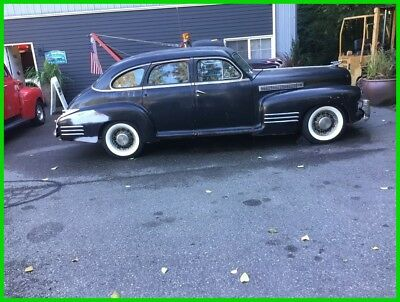 1941 Cadillac Series 63 1941 Cadillac Series 63 1941 Used Automatic Sedan