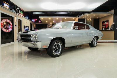 1970 Chevrolet Chevelle  Frame Off, Rotisserie Restored! GM 396ci V8, Tremec 5-Speed Manual, Disc, PS, PB