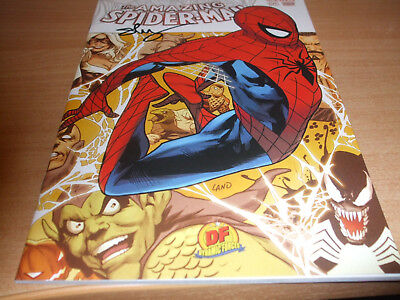 Marvel Amazing Spiderman #1 Dynamic forces variant signed by Will Sliney