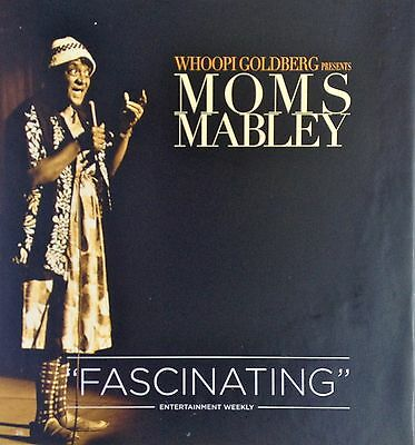 Whoopi Goldberg Presents Moms Mabley 2014 HBO FYC DVD DocumentarySpecial