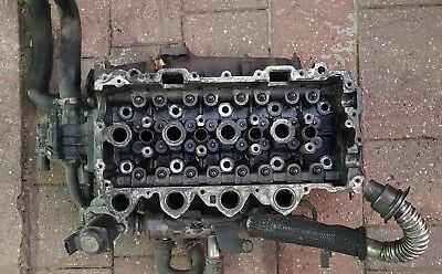 Citroen C4  Grand Picasso, Peugeot Ford 1.6 Hdi, 9Hy Dv6Ted4 Cylinder Head