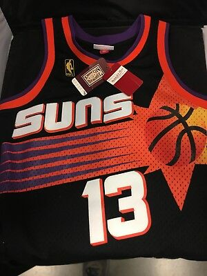 online store ac398 74f17 MITCHELL AND NESS Steve Nash Phoenix Suns Jersey NWT Size 44 ...