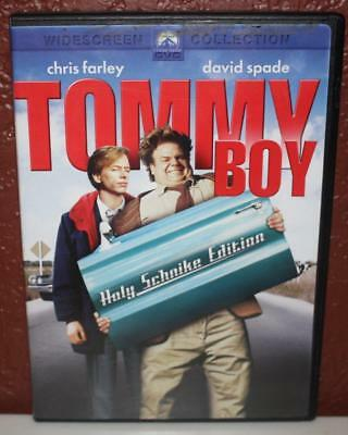 """Tommy Boy (DVD, 2005, 2-Disc Set, Widescreen """"Holy Schnike"""" Edition)  ~147~"""