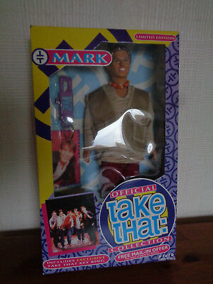 Mark Owen !!! Take That Doll (Never Opened 1994) Woo!!!