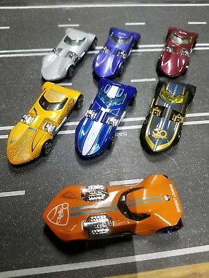 Hot Wheels Twin Mill Lot Of 7 Different Castings!! Redline Reproductions +