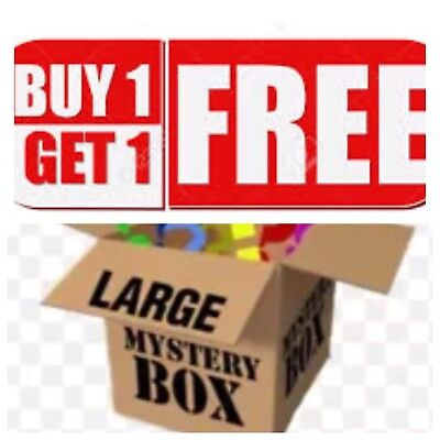 $500 Box *BUY 1 BOX GET A $500 BOX FREE* Tablet Collectible Mysteries & More
