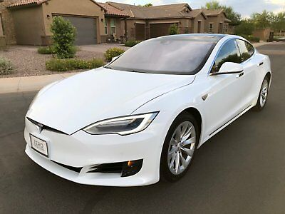 2016 Tesla Model S 75 2016 Tesla Model S 75 - GREAT CONDITION - CLEAN CAR FAX