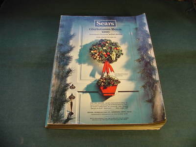 1969 Sears Wish Book Christmas Clothing Toys Misc Catalog No Reserve