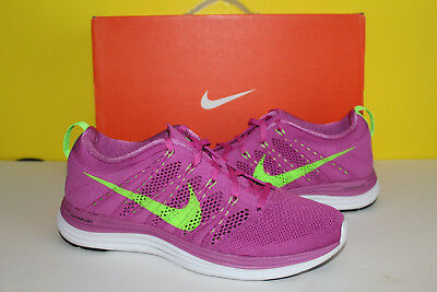 outlet store 4a842 af26c Women s Nike Flyknit Lunar 1 Women s size 9.5 New 554888 631