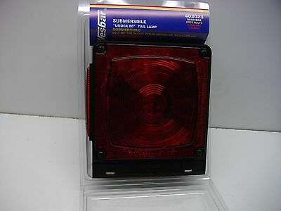 Wesbar submersible road side boat trailer tail lamp tailight 403023