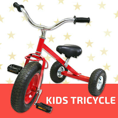 Kids Tricycle Ride On 3 Wheel Bicycle Bike Outdoor Toy Children Trike Toddler