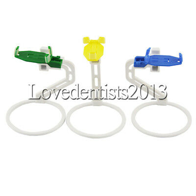 3pcs/set Hot Plastic Dental Digital X Ray Film Sensor Positioner Holder
