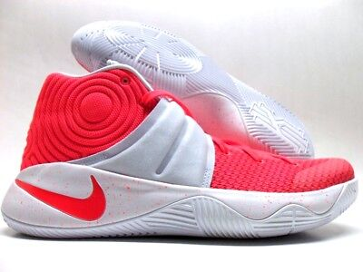 75dcc24c982d NIKE KYRIE 2 Id Solar Red white Size Men s 11.5  843253-998 ...