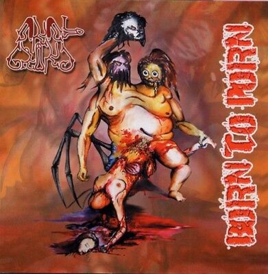 ANAL GRIND - born to porn CD
