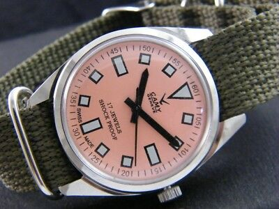VINTAGE HAND-WINDING SWISS MADE WRIST WATCH 1092-a106286-7