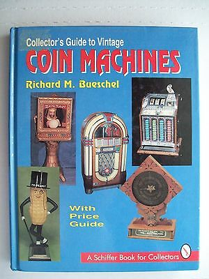 Vending PRICE GUIDE Slot Machine Pinball Jukebox Trade Stimulator Scales Gumball