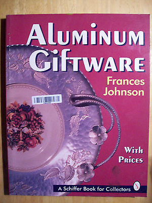 VINTAGE ALUMINUM COLLECTIBLES PRICE GUIDE COLLECTOR'S BOOK Tray Serving Jewelry