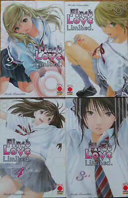 First Love Limited Completa - Planet Manga - Come Nuovo