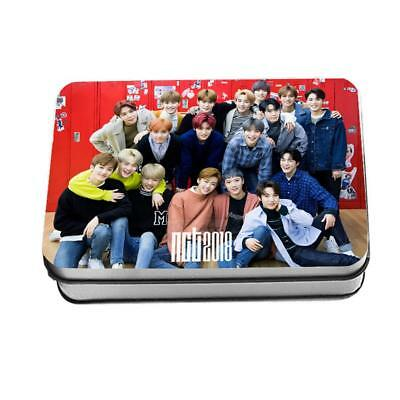 Kpop NCT 2018 Empathy Polaroid Lomo Photo Card Collective Photocard Poster 40pcs