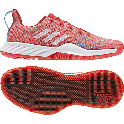 f1a8373f4da24d adidas Performance Damen Trainingsschuh Solar LT Trainer W rot weiß (BB7233)