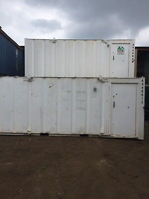 20ft x 8ft Storage / Shipping Container office
