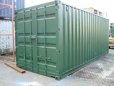 20ft Storage Container - Manchester
