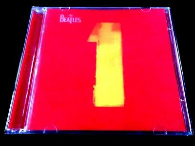 The Beatles  - 1  Cd  27 Tracks  -Ex+ / N.mint Sealed   Best Of / Greatest Hits