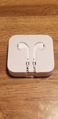Genuine Apple iPod Touch Earpods No Remote/Mic w 3.5mm Jack Headphones