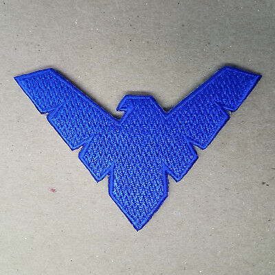 Batman Darkwing Symbol Patch 4 inches wide