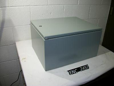 "NEW OTHER Hoffman Steel 16.25""x20.25""x11"" Control Panel Enclosure (ENC2457)"