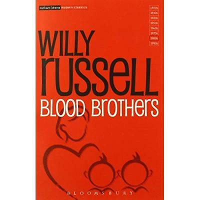 Blood Brothers Russell, Willy