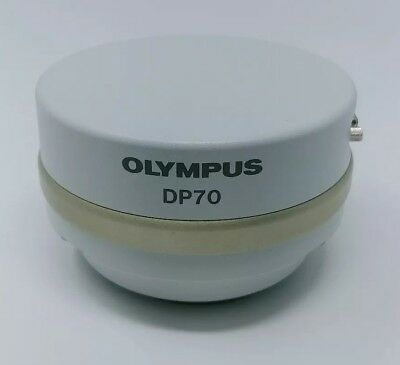 Olympus Microscope DP70 Camera