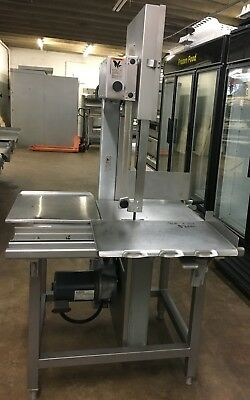 Hobart 6801 Vertical Meat & Bone Band Saw - Price Reduced!
