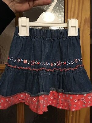 Girls Skirt Age 6-12 Months