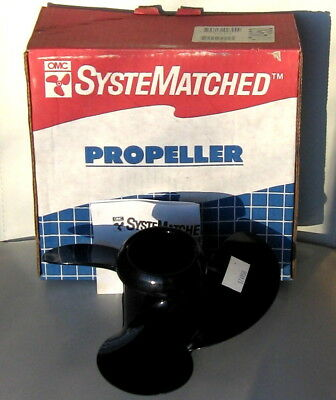 OMC SysteMatched 174950 Propeller 9 1/2 X 10 NEW