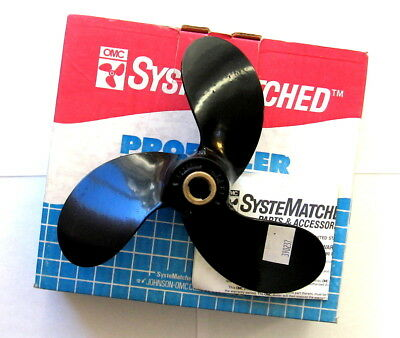 OMC SysteMatched 390237 Propeller 8 1/2 X 9 NEW