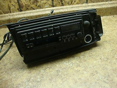 1995 BMW K1100 LT K1100LT K 1100 Stereo Radio Cassette Player Controls Switches